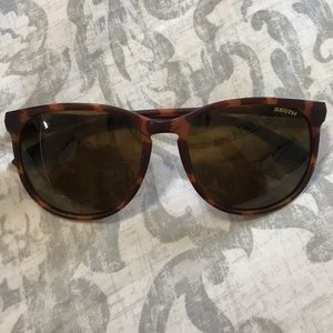 Smith Tortoiseshell Wayfarer Sunglasses